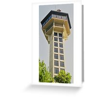The Lookout Tower Greeting Card