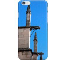 Spires And Gargoyles iPhone Case/Skin