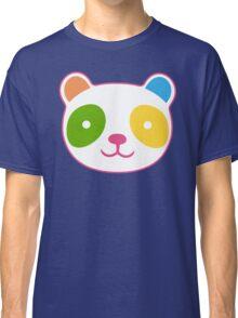 Rainbow Panda Classic T-Shirt