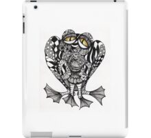 Silly Frog iPad Case/Skin