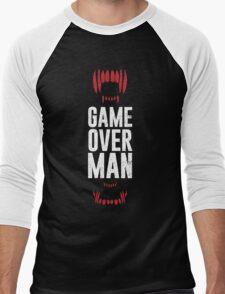 Game Over Man Men's Baseball ¾ T-Shirt
