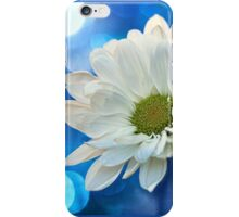 Celebrating Blue & White iPhone Case/Skin