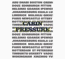 Cabin Pressure Kids Clothes