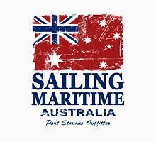 Australia Maritime Flag - Down Under Unisex T-Shirt