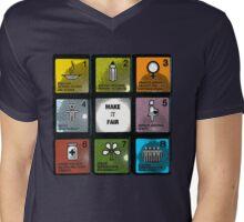 millennium development goals Mens V-Neck T-Shirt