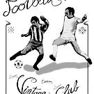 Soccer or Football - Vintage club by dadawan
