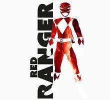 MMPR Red Ranger Print Unisex T-Shirt