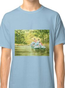 Fishing For Mullet Classic T-Shirt