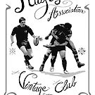 Rugby - Vintage Club by dadawan