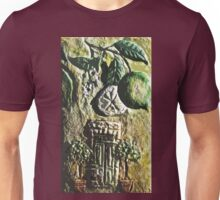 Exclusive: My Creations Artistic Sculpture Relief fact Main 5  (Painting & Digital Art ) (c)(h) by Olao-Olavia / Okaio Créations Unisex T-Shirt