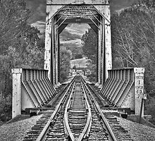 Payette Rail Road Bridge by IdahoJim