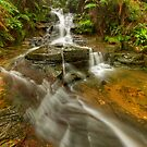 Leura Top falls by donnnnnny