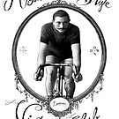 Bicycle & Moustache - Vintage club by dadawan