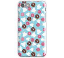 Doughnut Pattern! iPhone Case/Skin