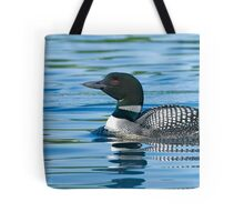 Common Loon - Mississippi Lake, Ontario Tote Bag