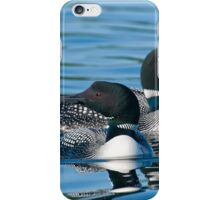Common Loon - Mississippi Lake, Ontario iPhone Case/Skin