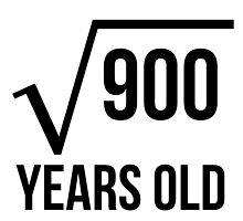 30 Years Old Square Root by GiftIdea