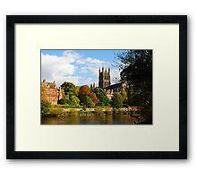 Severn walks Framed Print