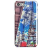 Bristol Dock Cranes iPhone Case/Skin