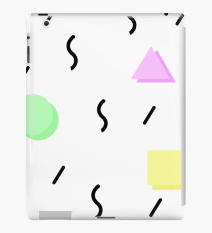 Memphis Cereal iPad Case/Skin