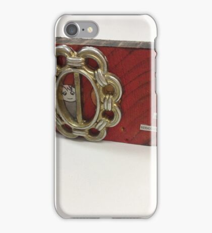 This Is A Massive Smoke Screen iPhone Case/Skin
