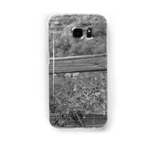 A Wooden Fence Samsung Galaxy Case/Skin