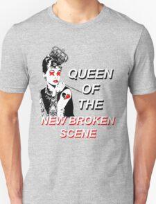 Queen of the New Broken Scene -  5SOS Unisex T-Shirt