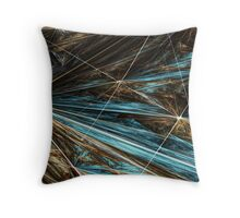 Earth, Sea, and Sky Throw Pillow