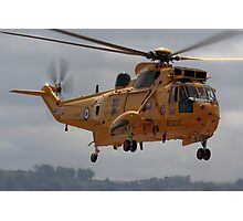 Rescue Seaking Photographic Print