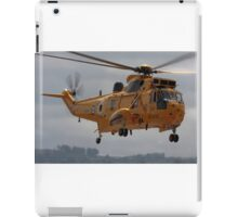 Rescue Seaking iPad Case/Skin