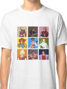 80's heroes Classic T-Shirt