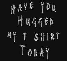 Hugged by David Geoffrey Gosling (Dave Gosling)