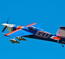 Red Bull Air Race by Tizimagen