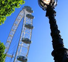 A London Eye-ful by Oz Foster