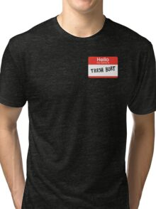 Regular Show: Trash Boat Tri-blend T-Shirt