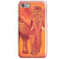Henna Elephant iPhone Case/Skin