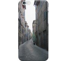Le Marche Town iPhone Case/Skin