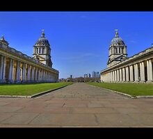A Tryp To Greenwich - England by Bryan Freeman