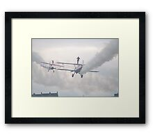 Wing Walkers Framed Print
