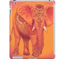Henna Elephant iPad Case/Skin