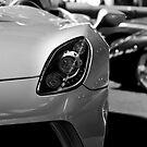 Mercedes-McLaren SLR Stirling Moss by Waqar