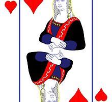 Queen of Hearts by Francis Imossi