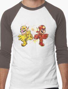 Super Flashy Rivals Men's Baseball ¾ T-Shirt
