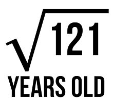 11 Years Old Square Root by GiftIdea