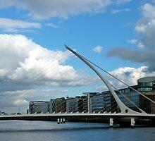 bridge over the Liffey by SUBI