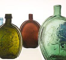 Flasks by Hugh Smith