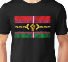 VICTORY Version Pan-African Flag Unisex T-Shirt