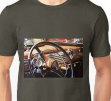 1941 Chevy steering wheel Unisex T-Shirt