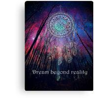 Dream Beyond Reality Canvas Print