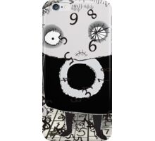 Eventually Cog realised that the numbers were against her... iPhone Case/Skin